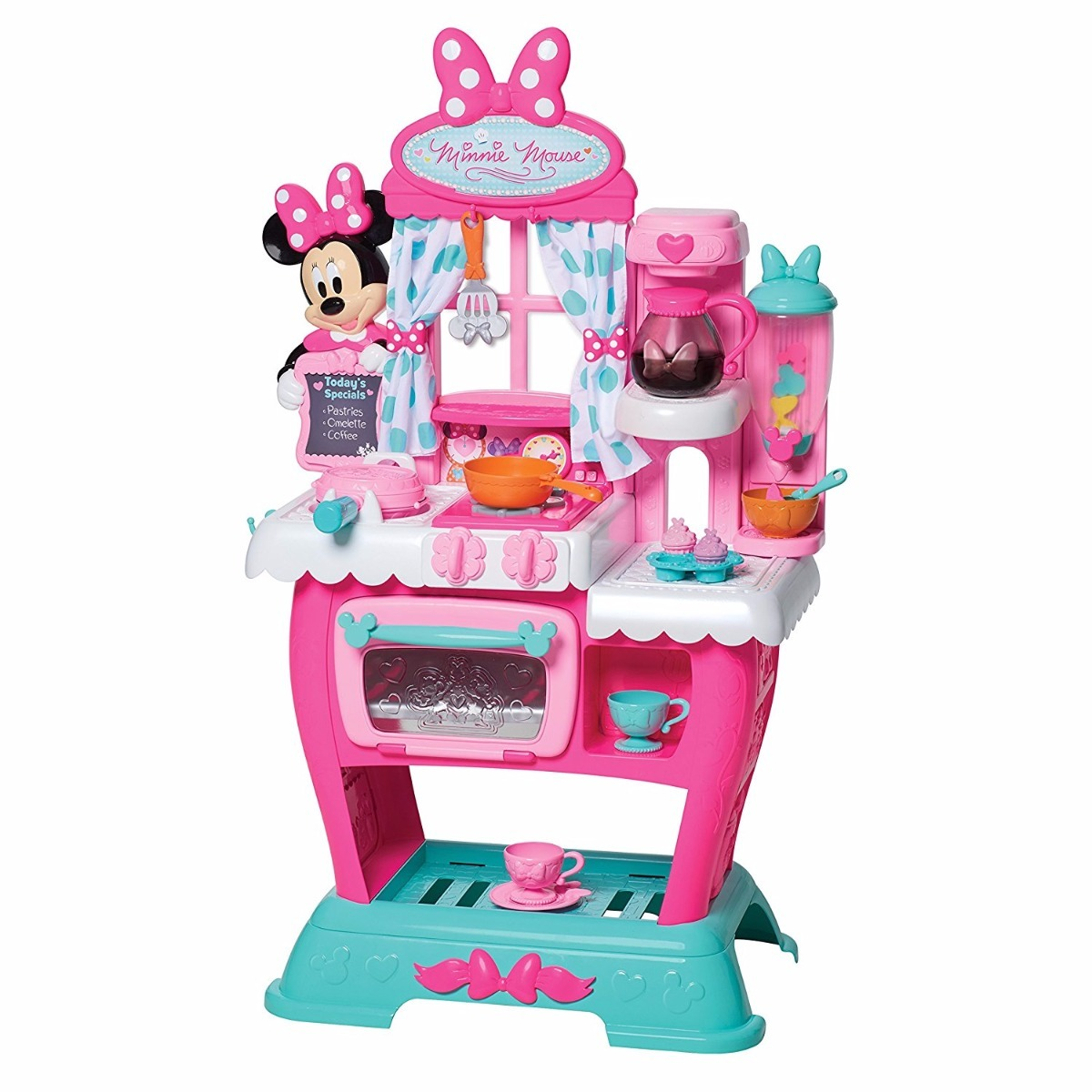 Minnie Cocina Niñas Real Jugar Cocinando Juegos Cafe Rolepl ...