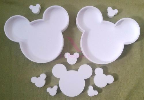 minnie mickey 20 cm huecas polyfan souvenir belgrano urquiza
