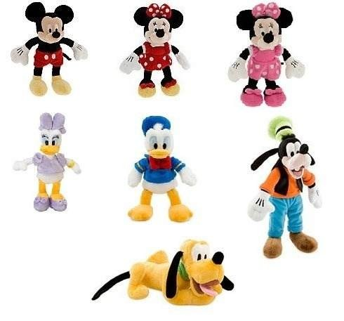 Bonecos Backyardigans Da Disney