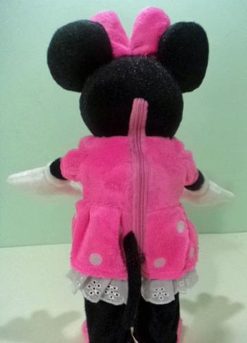 minnie mouse bailarina juguete didáctico sonido y movimiento