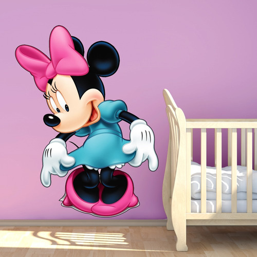 minnie mouse boutique - stickers adhesivos gigantes