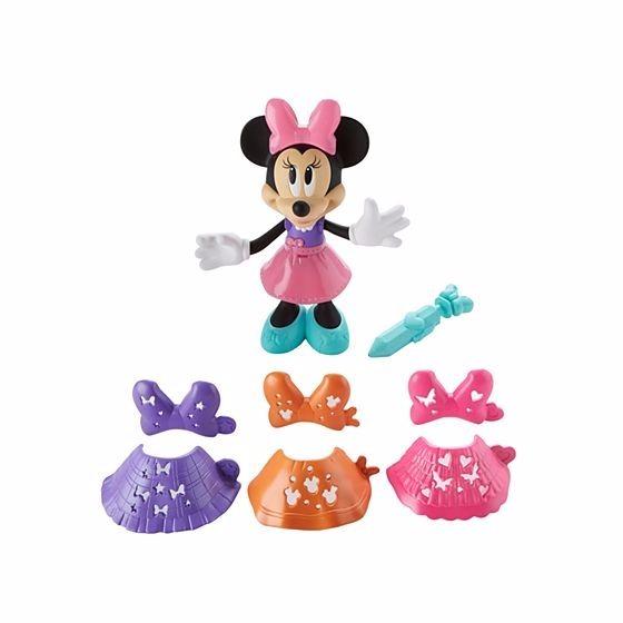 Minnie Mouse Brilla Y Diseña Disney Dtt01 - $ 849.00 en Mercado Libre