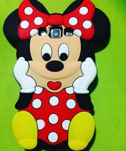 minnie mouse case j3 2016 a3 a5 j7 j5 note 5 j1 ace 4 core 2