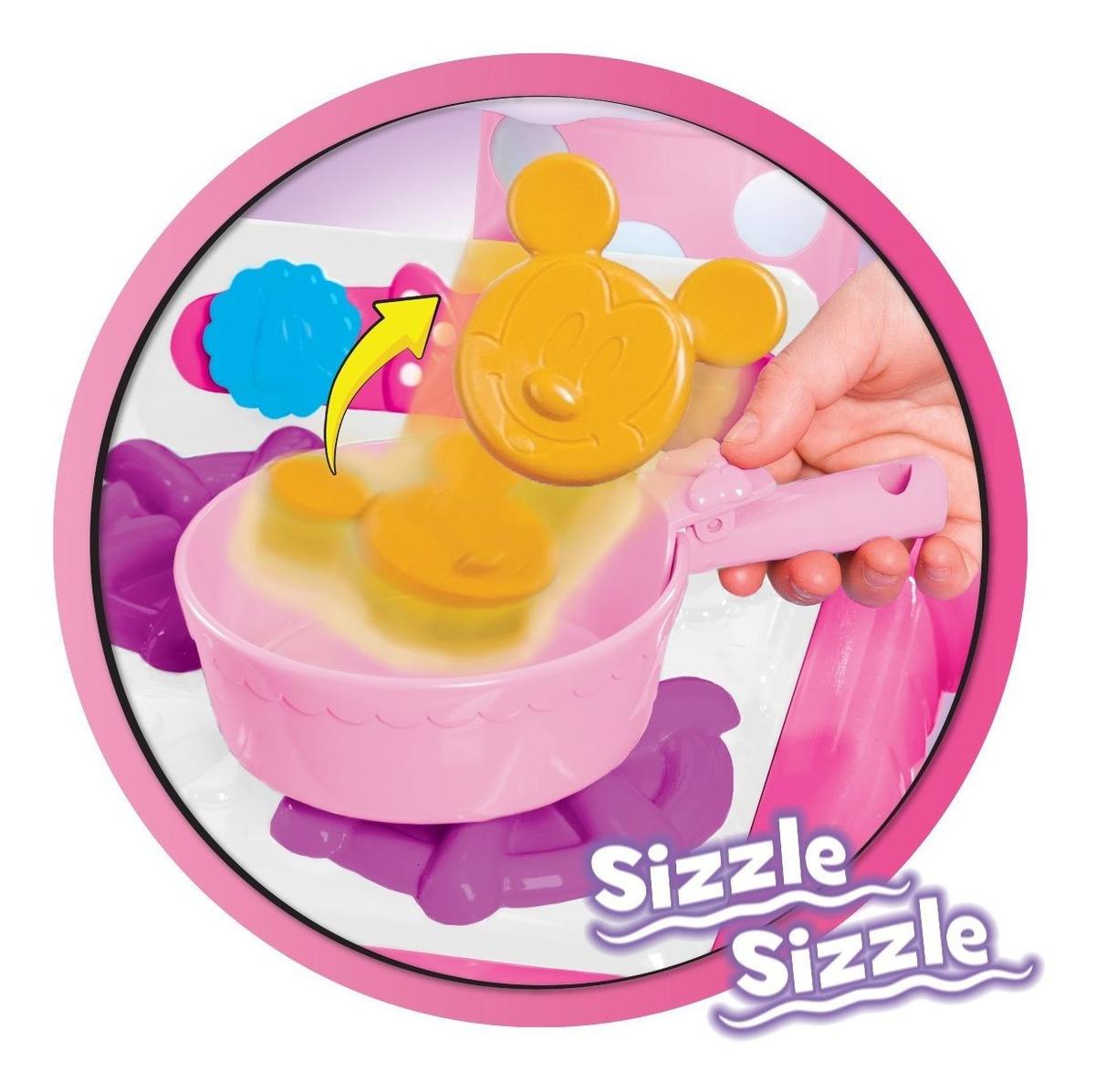Disney Minnie Mouse Flipping Cocina divertida