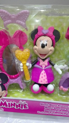 minnie mouse disney vestidos de princesa fp. juguetiness