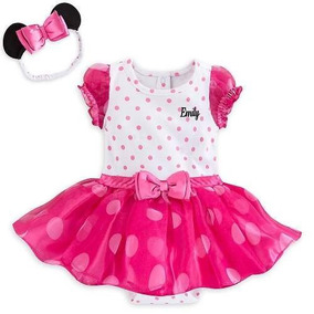 Mes Store Disfraz Minnie Mouse Bebe 18 Enterizo Disney 12 Rj354qAL