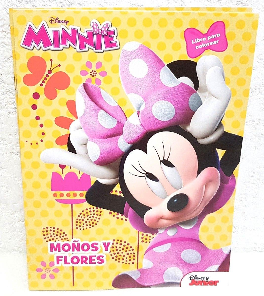 minnie mouse fiestas libros colorear 10 pz recuerdos 16 pagi. Cargando zoom. 4a872ba5ea3