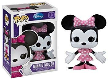 minnie mouse funko pop disney