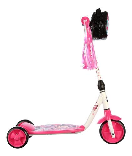 minnie mouse patineta monopatín disney niñas scooter huffy