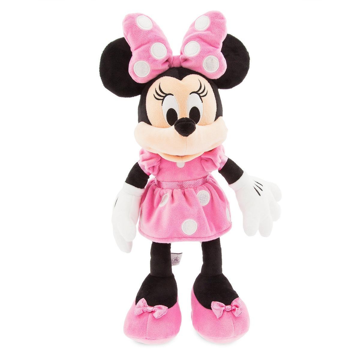 86ad89bb375 Minnie mouse peluche original de disney store cargando zoom jpg 1200x1200  Minnie mouse store