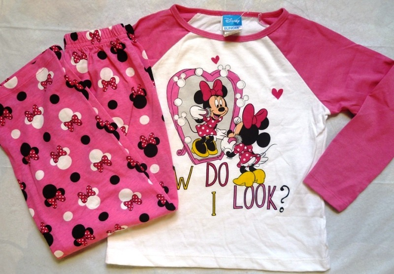 352ba89a5 PIJAMA POLAR MINNIE pijamas minnie nina