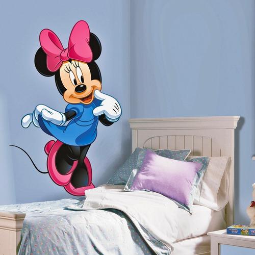 minnie mouse - stickers adhesivos gigantes