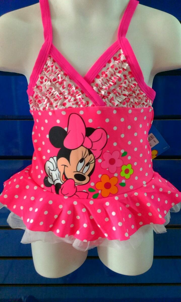 Minnie Mouse Trajes De Ba O Disney Ni A Enterizos Bs 12