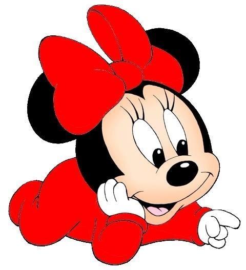 Minnie Vermelha Baby Kit 1 Totem 50cm 10 Mini Displays R 75