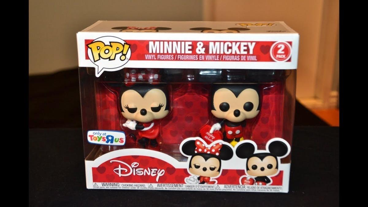 Mickey Y Pop Disney Exclusive Toys R Minnie Funko Us dCBexo