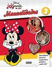 minnie & you. minniemanualidades 2(libro infantil y juvenil)