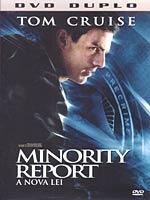 minority report a nova lei dvd duplo
