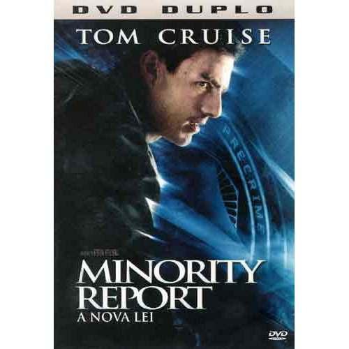 minority report a nova lei  dvd original duplo imperdível!