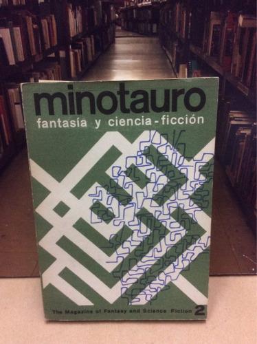 minotauro. fantasía y ciencia ficción (2)