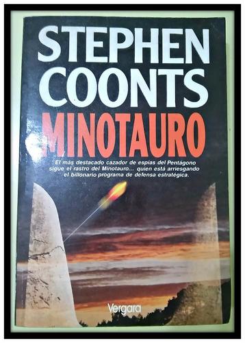 minotauro  stephen coonts