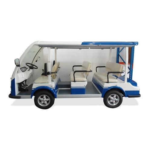 minubus eléctrico lqy081a  ac  8 asientos