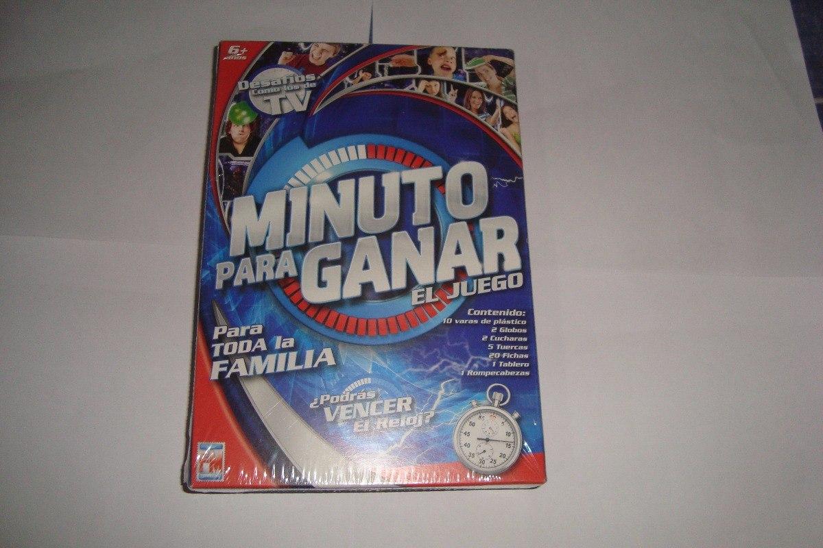 Minuto Para Ganar Juego De Mesa Version Mini 150 00 En Mercado Libre