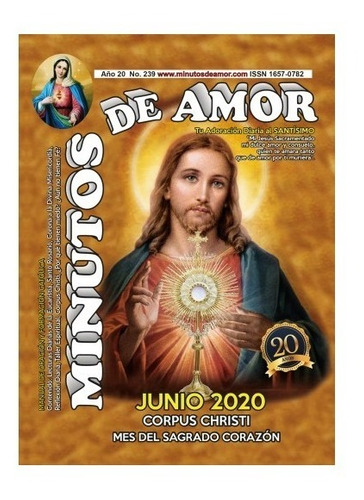 minutos de amor, revista junio