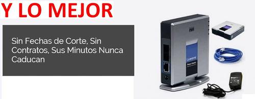 minutos voip $ 20 pesos a todo operador móvil y fijos