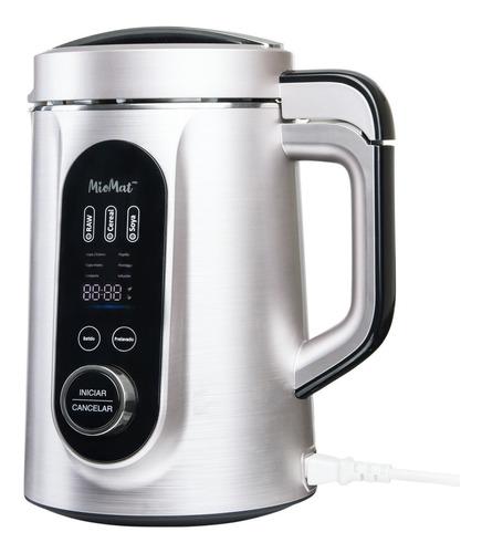 miomat pro, máquina para leches y bebidas vegetales