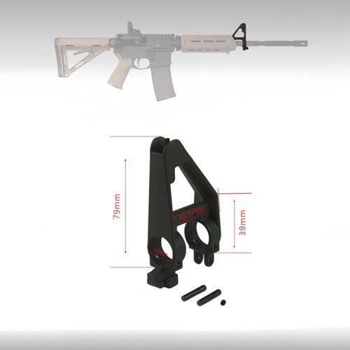 mira colt m4 m16 ar15 rifle cañon militar gotcha airsoft