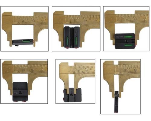 mira de doble fibra óptica para glock
