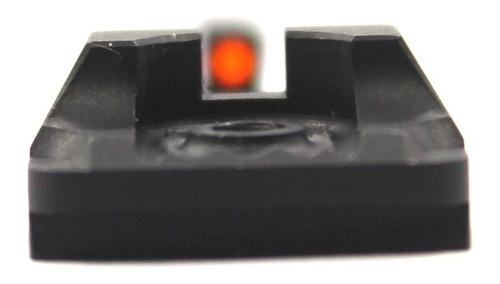 mira de fibra optica 230 para glock