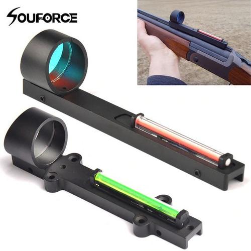 mira holografíca escopeta para cinta ventilada reminton etc