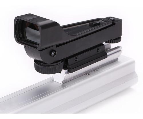 mira holográfica óptica trilho 11mm red dot