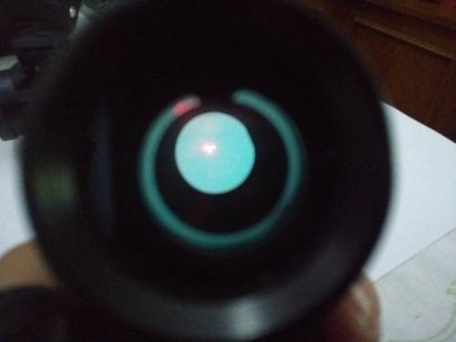 mira holográfica para marcadores