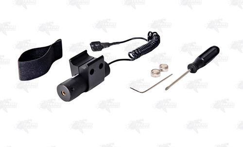 mira laser linterna lampara tactica gotcha airsoft xtreme