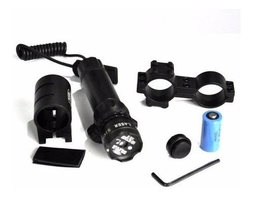 mira laser o puntero láser verde, pistolas,rifles,tactico