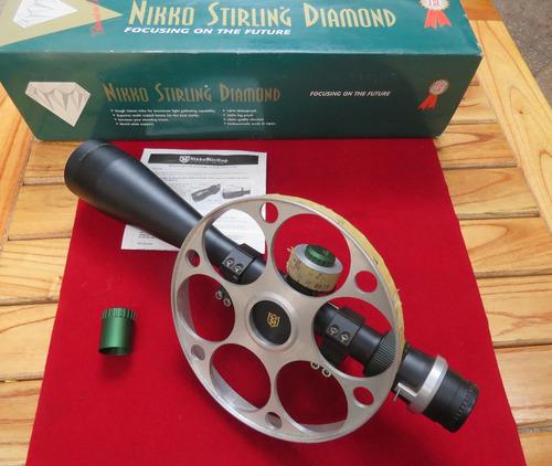 mira nikko stirling diamond 10-50 x 60 30mm japon