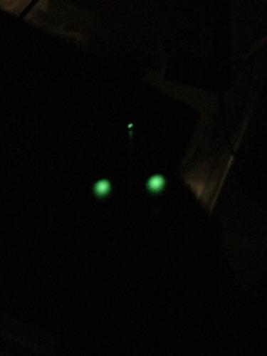 mira nocturna para glock night sight