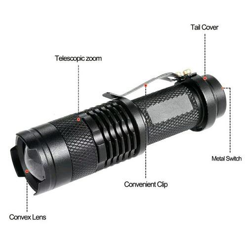 mira telescopica 4x32 iluminada cacería tactica equipada
