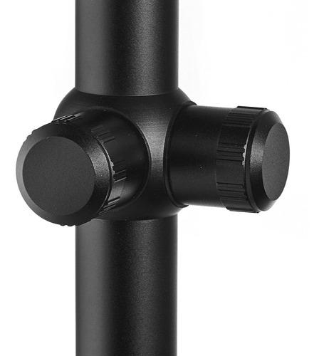 mira telescopica 6-24x50 reticula rangefinder rojo verde pro
