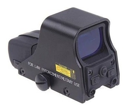 mira telescopica holografica 551 tactica airsoft rifle