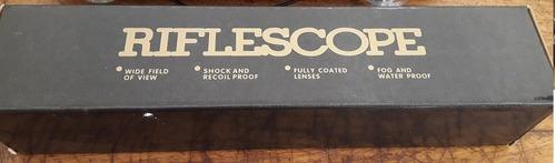 mira telescopica rifles pcp pistolas caza iluminada 3-9x40