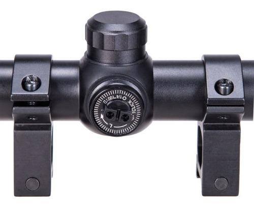 mira telescópica táctica iluminada verde/rojo 6-24x50mm aoe