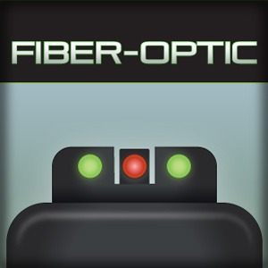 mira truglo fo fiber optic para glock