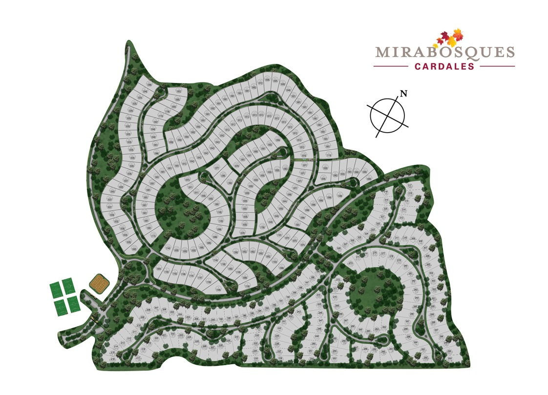 mirabosques lote 88