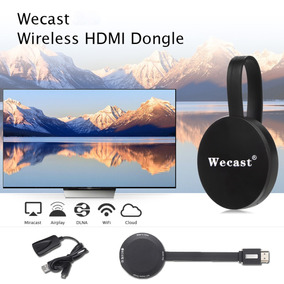 Miracast Sin Hilos Wifi Visualización Dongle Hdmi 1080p Tv D
