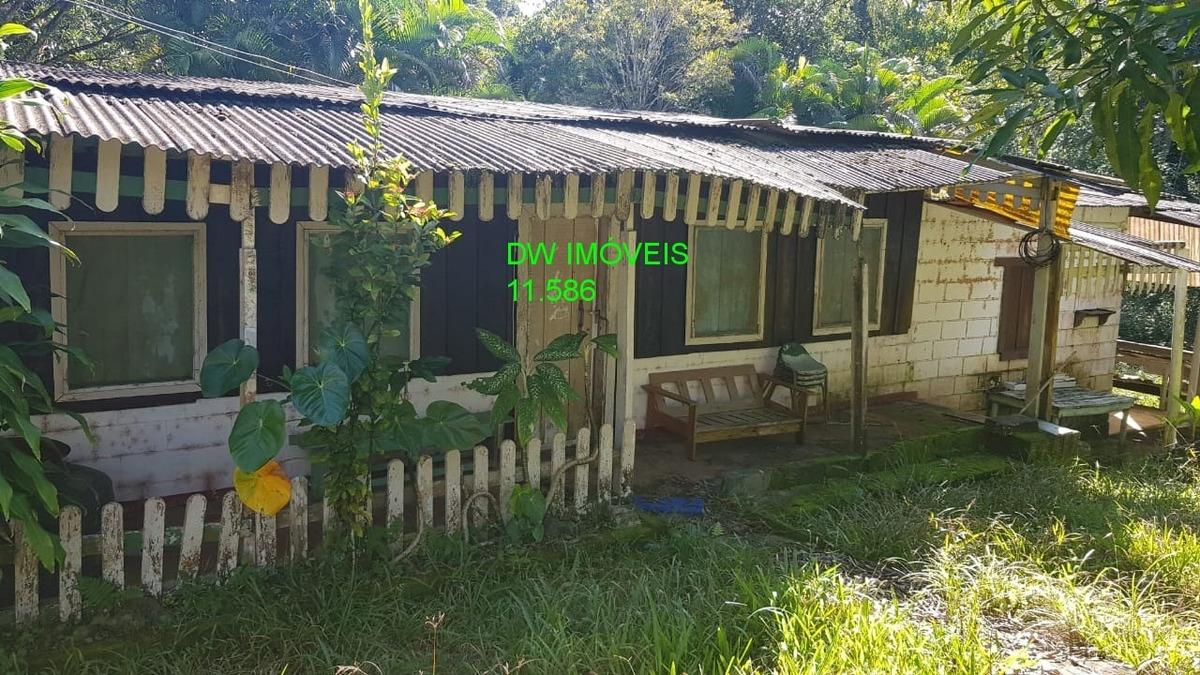 miracatu  casa / riacho/ lago / aceita troca grande sp e litoral - 04859 - 34121145
