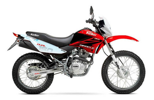 miracle 150 keller enduro 150cc on off