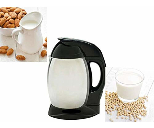miracle exclusives mj840 automatic soymilk maker